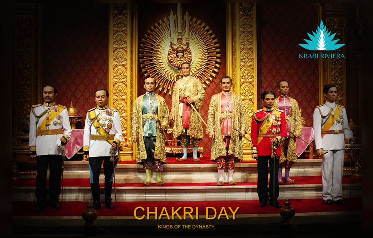Chakri Day In Thailand Commemorates King Rama I And Other Kings Of The Dynasty